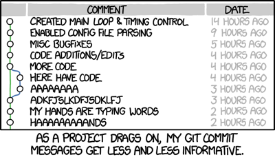 Git commit 2x